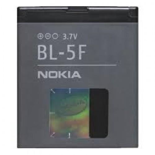 NOKIA BL-5F BL 5F BL5F E65 N95 N96 N93i 6210 6710N Battery