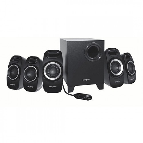 Creative Inspire T6300 Loud Speaker And Base