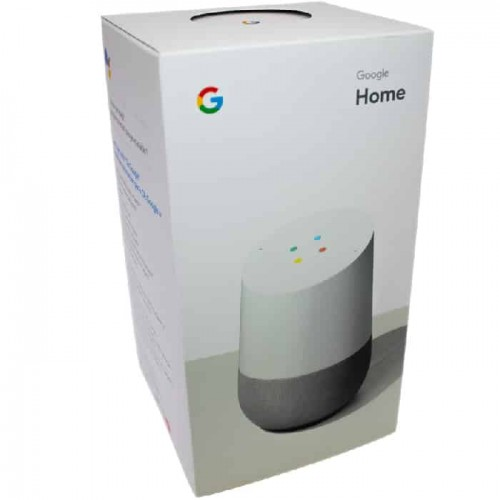 Google Home Voice-Activated Smart Home Speaker image