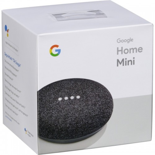Google Home Mini Voice-Activated Smart Home Speaker image