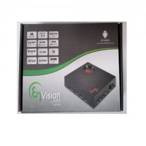 Envision  Android based IPTV Set-top-Box and Streaming Media Player Env7100 4K