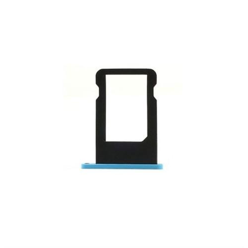 Apple iPhone 5C Sim Card Tray Blue