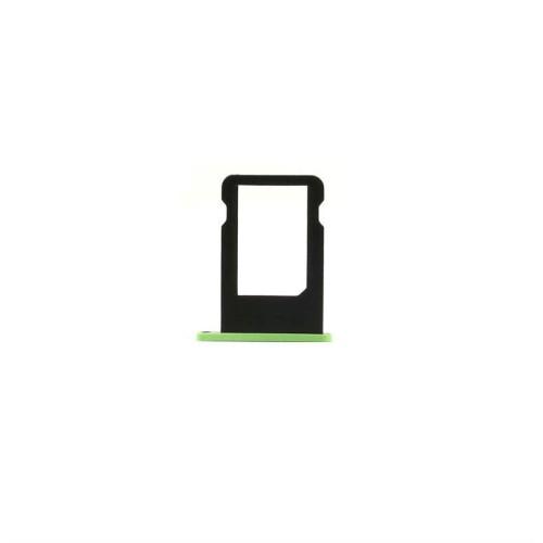 Apple iPhone 5C Sim Card Tray Green