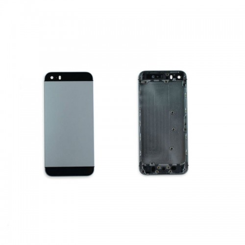 Apple iPhone 5s Back Housing Mid Frame Assembly Silver