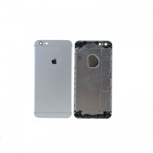 best loved 6072b 5a0f4 Apple iPhone 6 Plus 5.5 Rear Housing Middle Frame Replacement Assembly  Silver