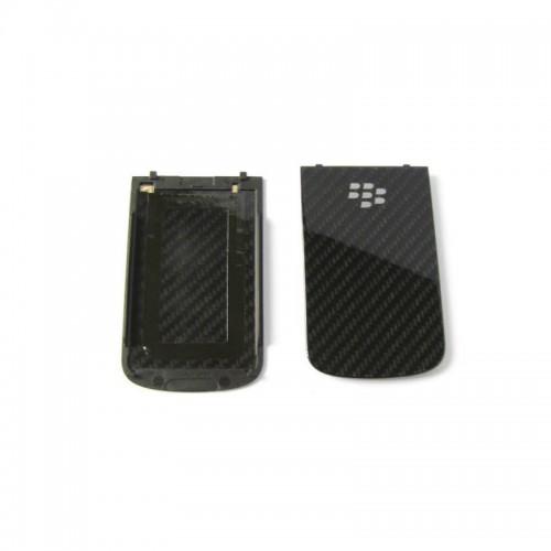BlackBerry Bold 9900 Battery Cover Back Black