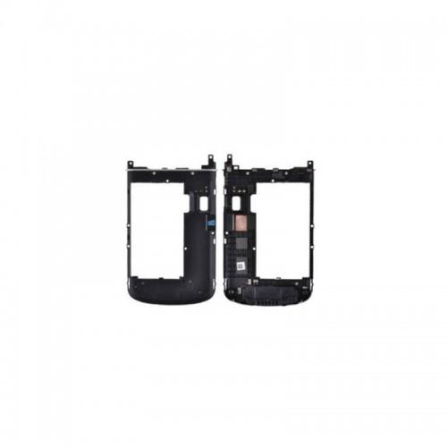 Blackberry Q10 Q 10 Middle Frame Plate Housing Black