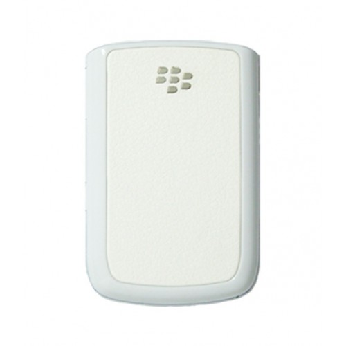 BlackBerry Bold 9700 9780 Back Battery Cover White Replacement