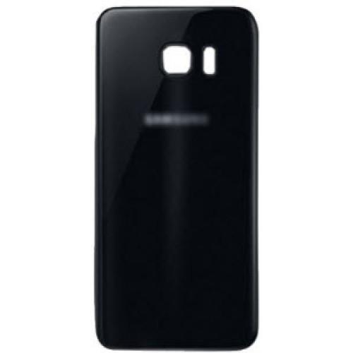 sports shoes d431d cdafa Samsung Galaxy S7 SM-G930 SM-G930W8 Battery Back Glass Cover Black