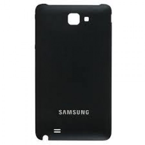 Samsung Galaxy Note 1 SGH-i717 N7000 Back Battery Cover Black