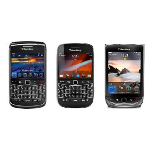 Blackberry Bold and Curve -  All Models Cell Phone Unlocking - Instant