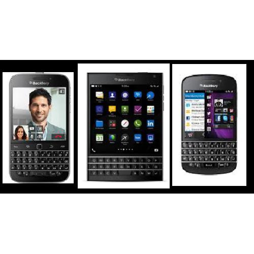 Blackberry Q5, Q10, Leap, Classic, Passport, DTek50 Unlocking