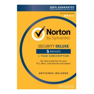 Symantec Norton Security Deluxe 5 Devices