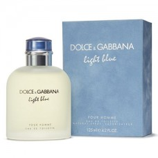 Dolce & Gabanna Light Blue For Men EDT 125ML