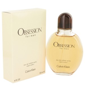 Calvin Klein Obsession EDT for him 125 ml