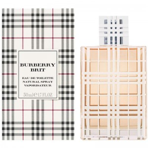 Burberry Brit EDT For Her 100ml