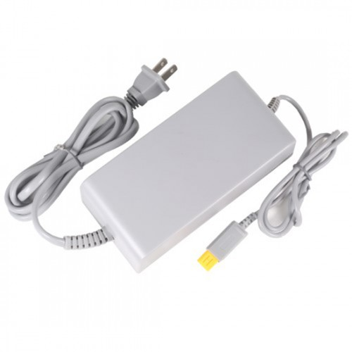 Fosmon Nintendo Wii U Console Power Supply AC Charger Adapter