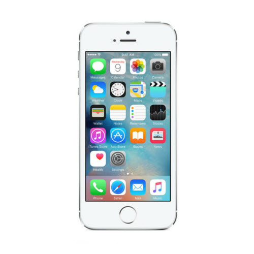 Apple iPhone 5S 16GB Unlocked - White