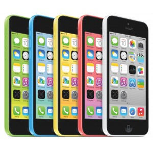 Apple iPhone 5C Rogers, Fido, Telus, Bell