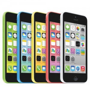 Apple iPhone 5C 8GB Unlocked White