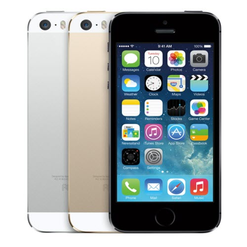Apple iPhone 5S 32GB Unlocked - Space Gray